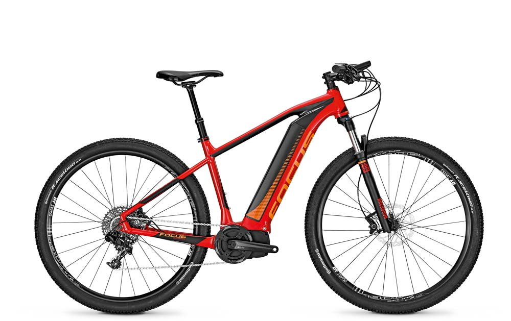 FOCUS E-BIKE PRO RED JARIFA I29